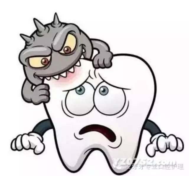 【你的牙齿不会告诉你它是这样一天天坏掉的】-水塘